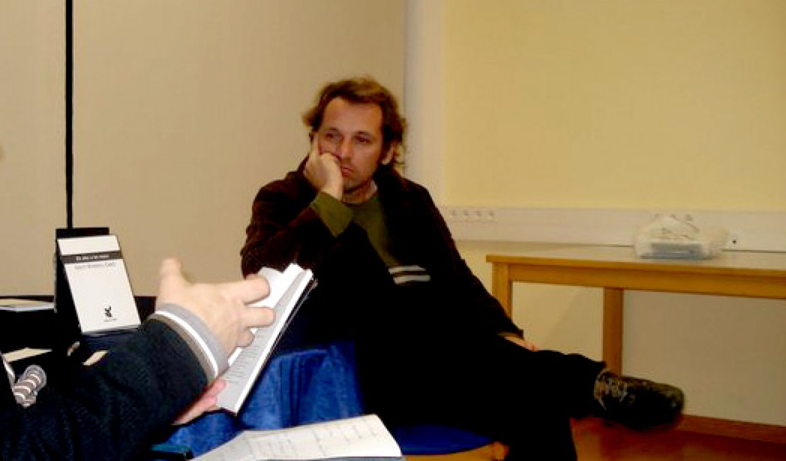 Santi Borrell, en una imatge recent