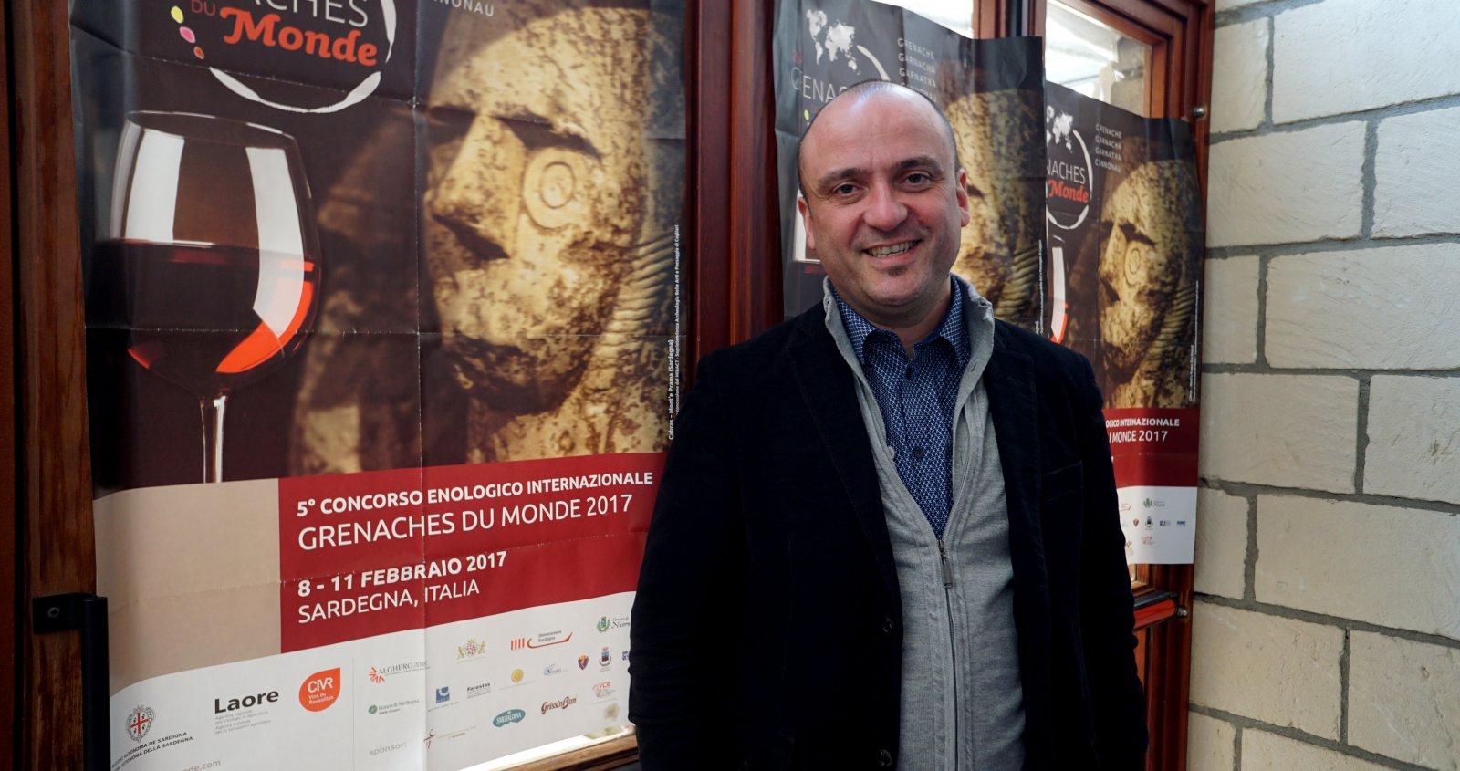 Frédéric Galtier és el delegat del concurs de les garnatxes a l'Estat espanyol