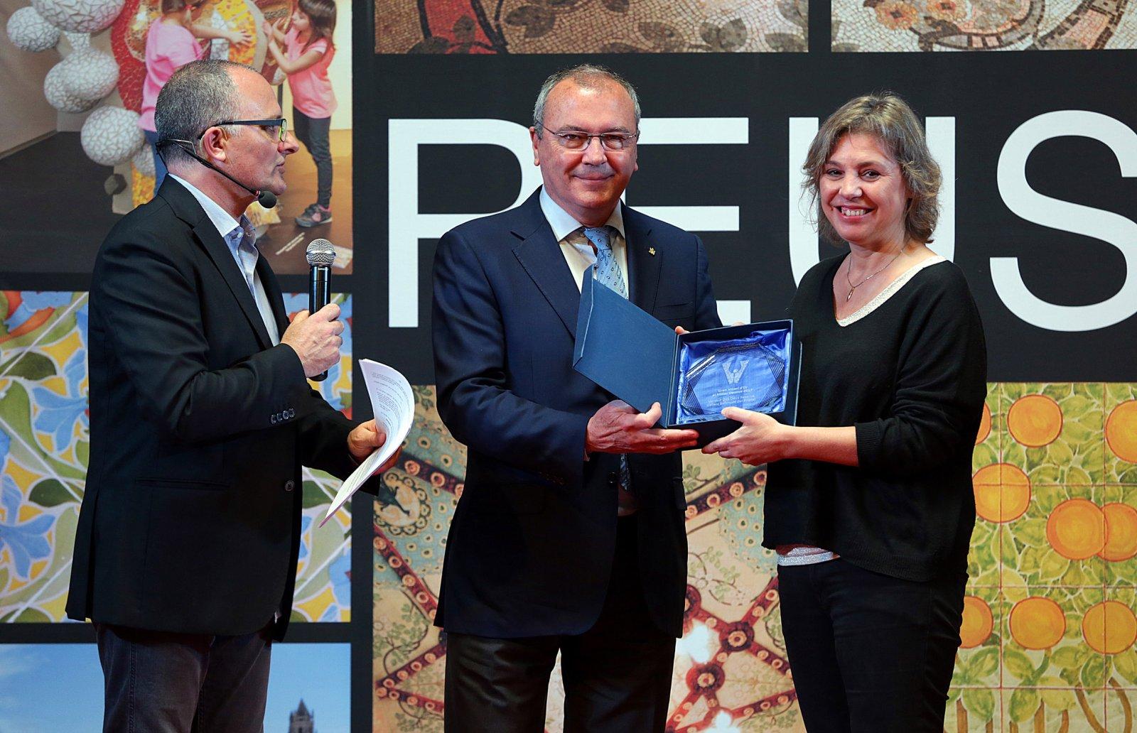 El Gran Vinari d'Or al Millor Vermut 2017 és per Vermouth Dos Deus Reserva del Cellers Bellmunt del Priorat