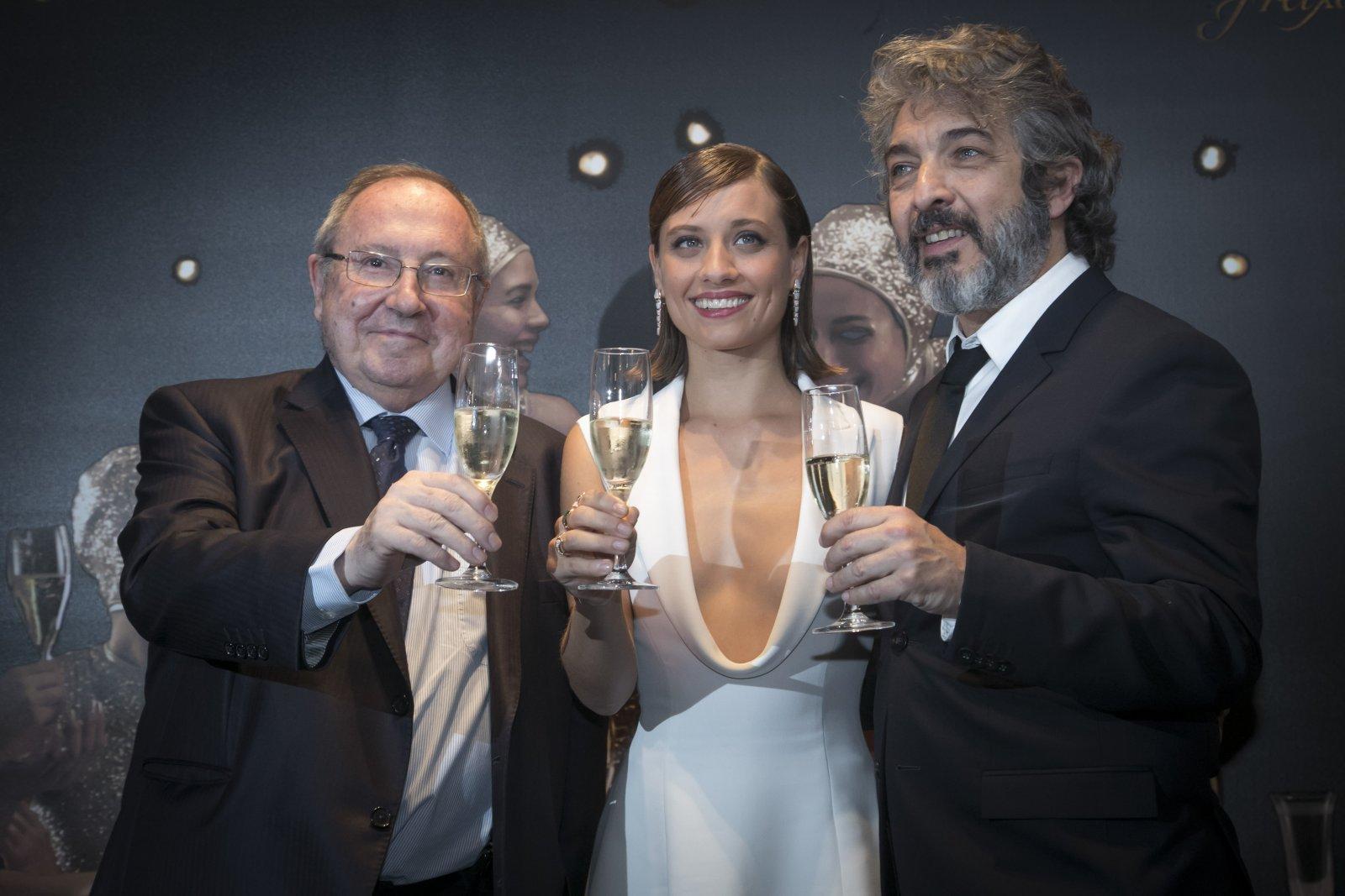 José Luís Bonet, Michelle Jenner i Ricardo Darín