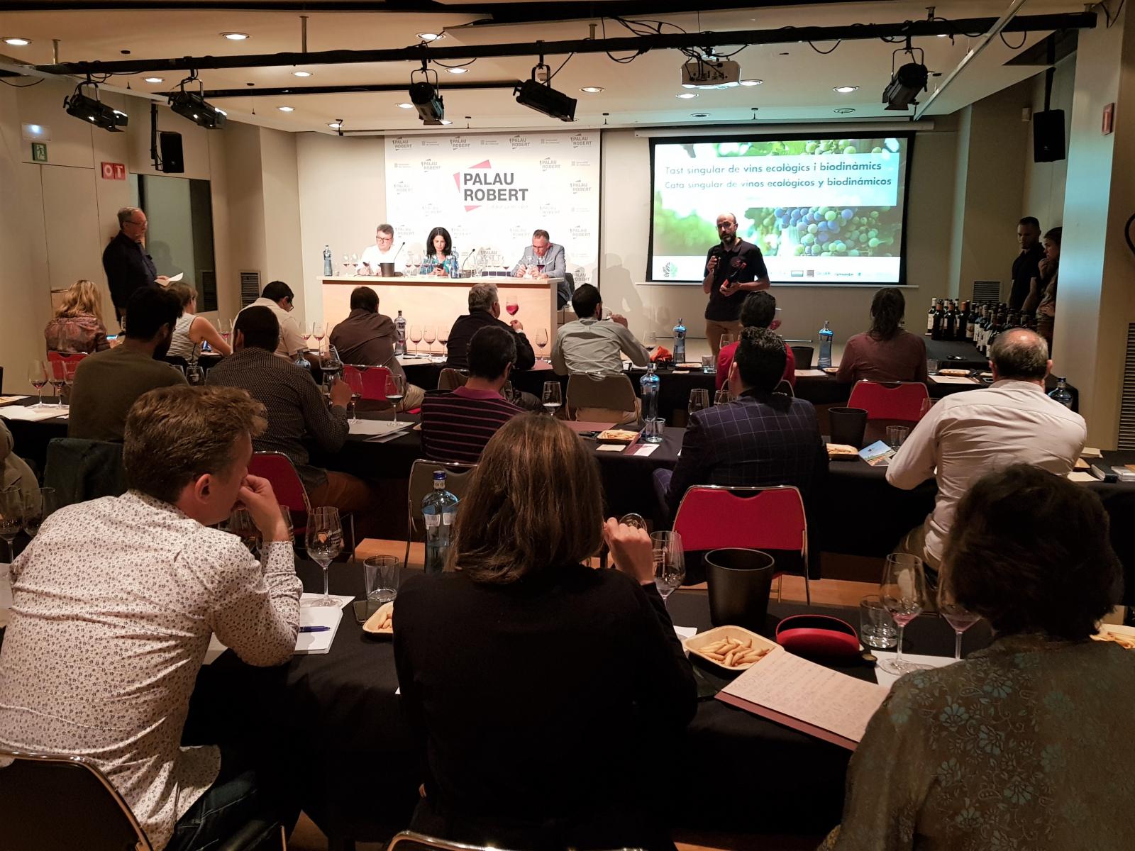 Presentació SOW a Barcelona