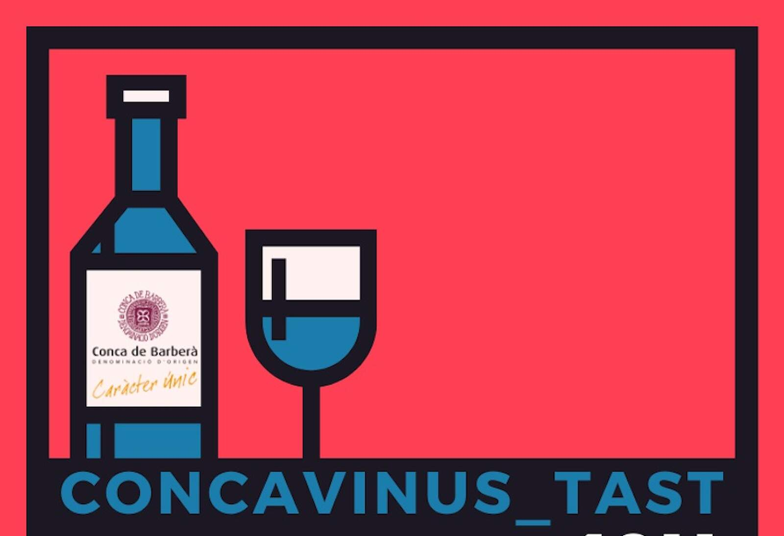 Tastos online de la DO Conca de Baberà en temps de coronavirus
