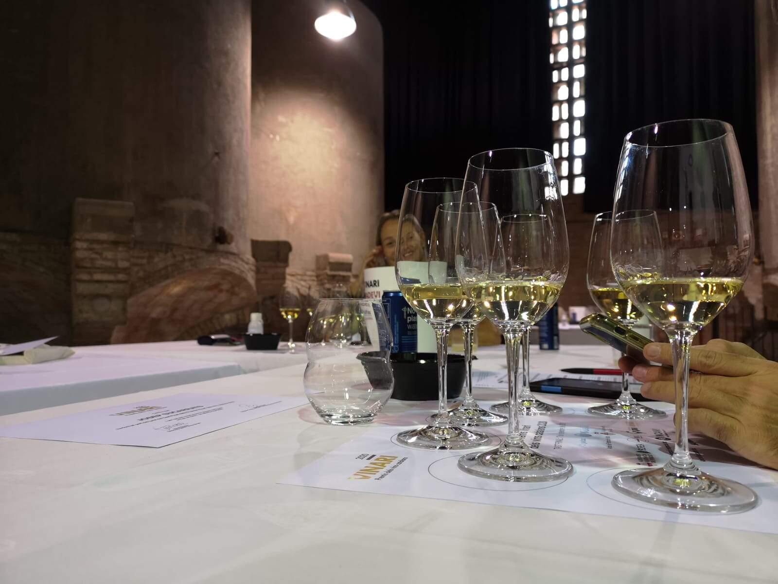 El Celler de Rubí ha acollit l'últim tast dels Premis Vinari des del 2013