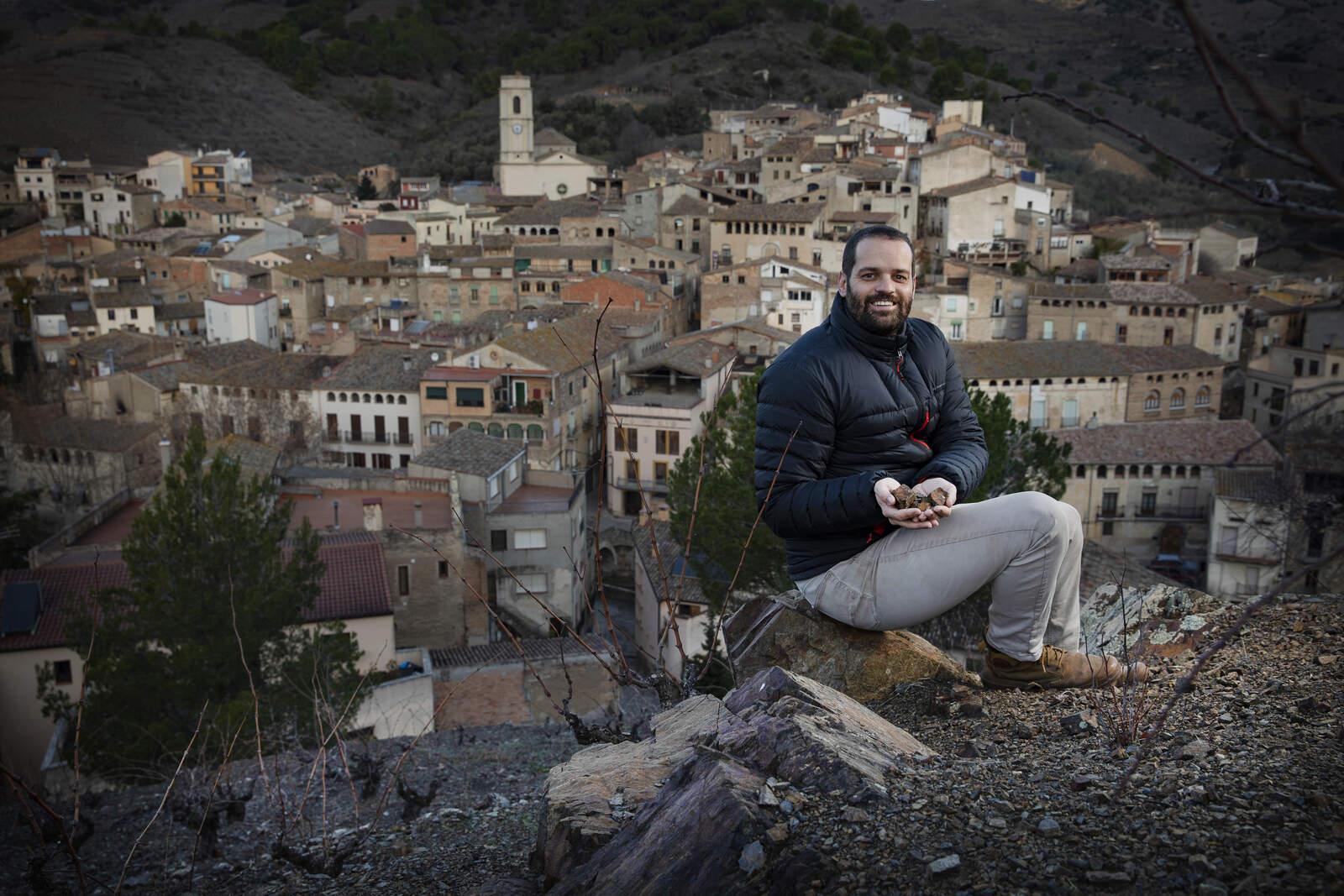 Albert Costa és l'Ànima de Vall Llach