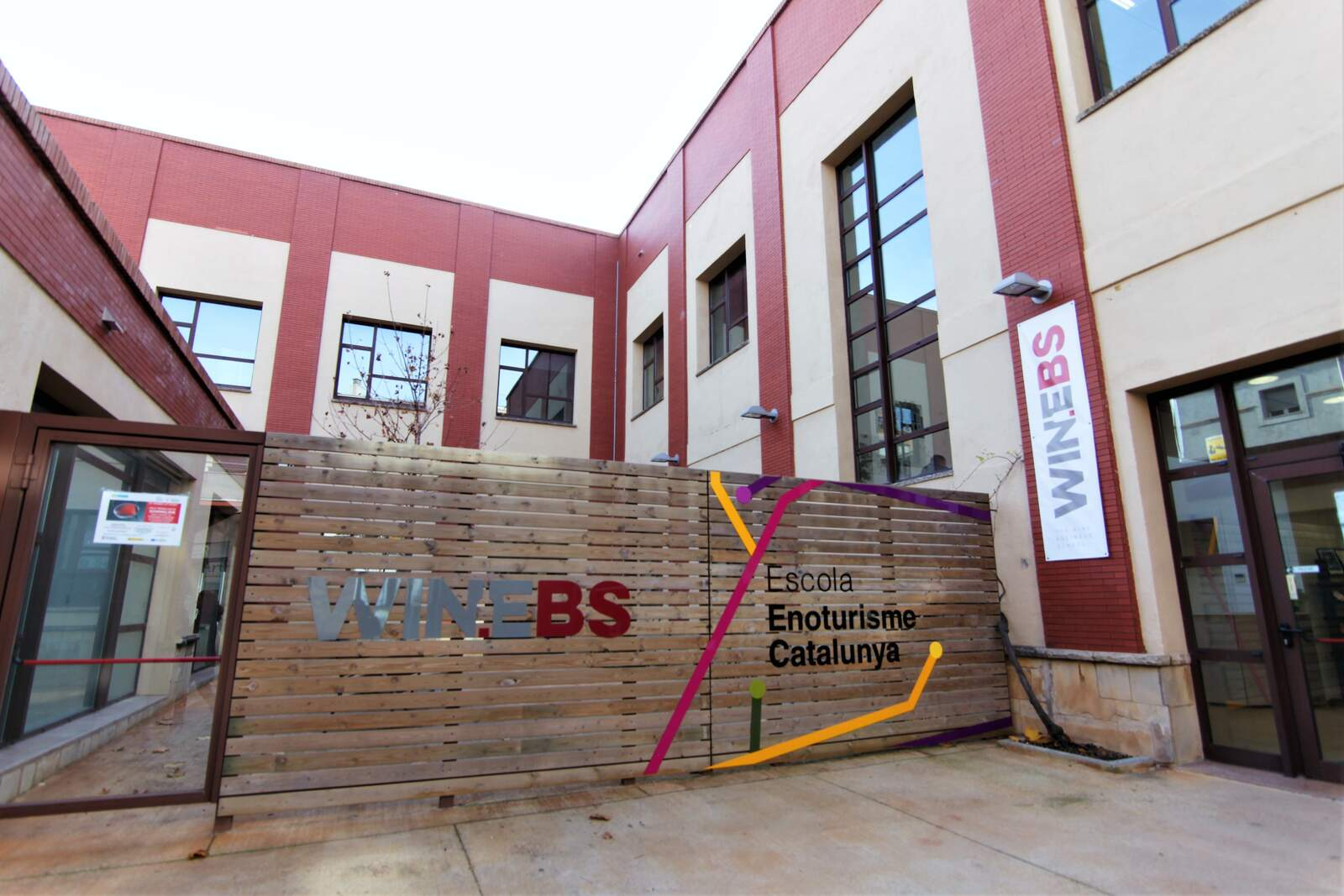 L'Escola d'Enoturisme de Catalunya