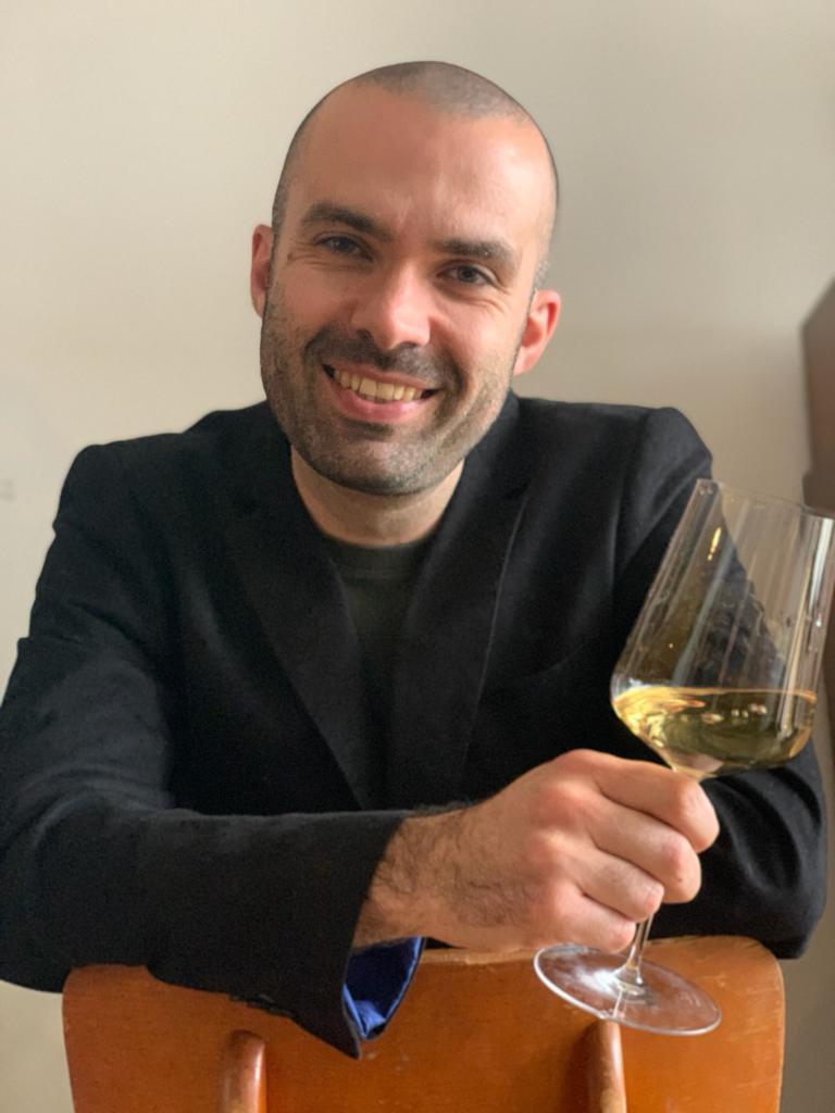 Álvaro Ribalta MW