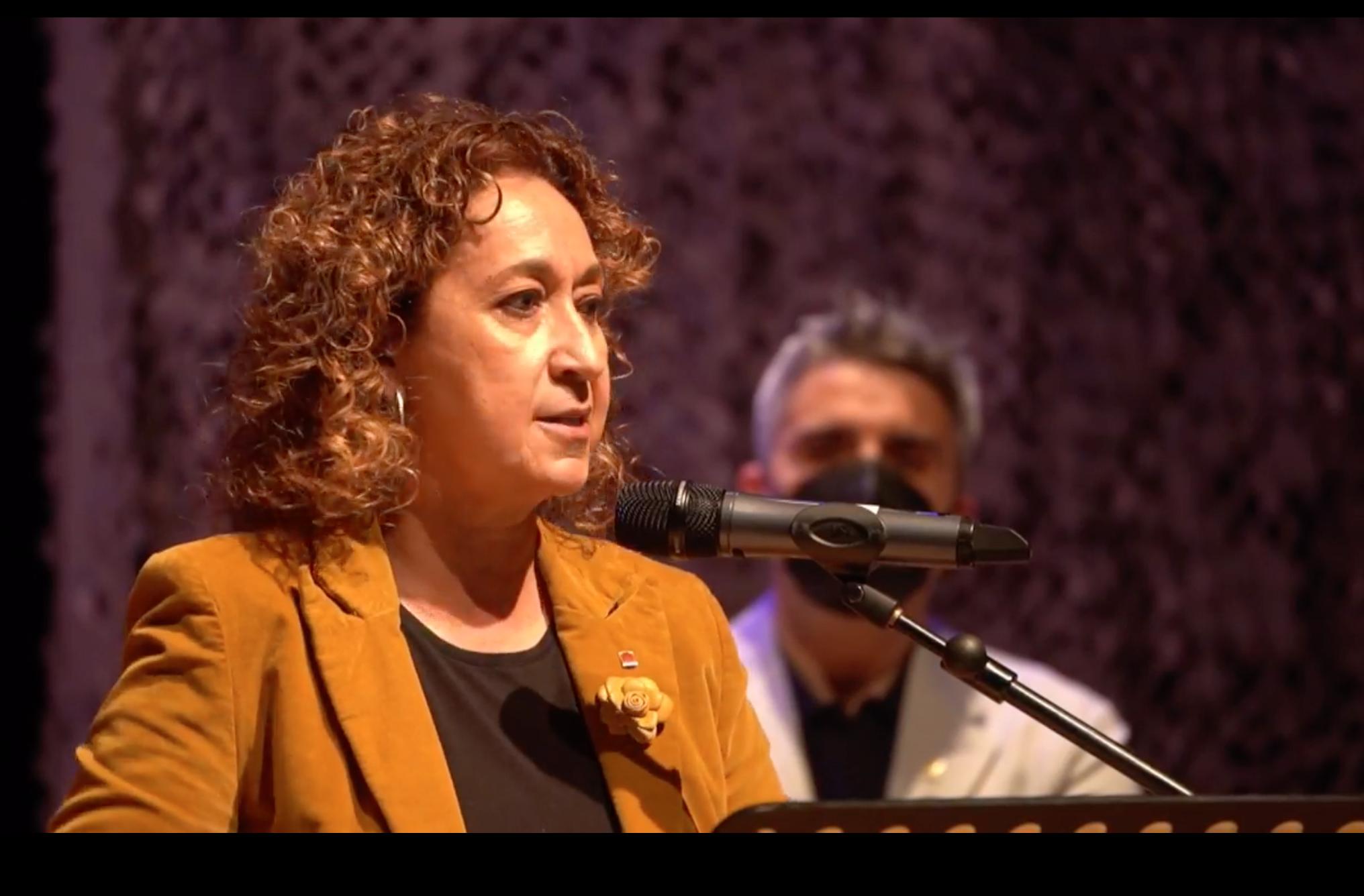 Ester Capella, Consellera de Justícia de la Generalitat | captura