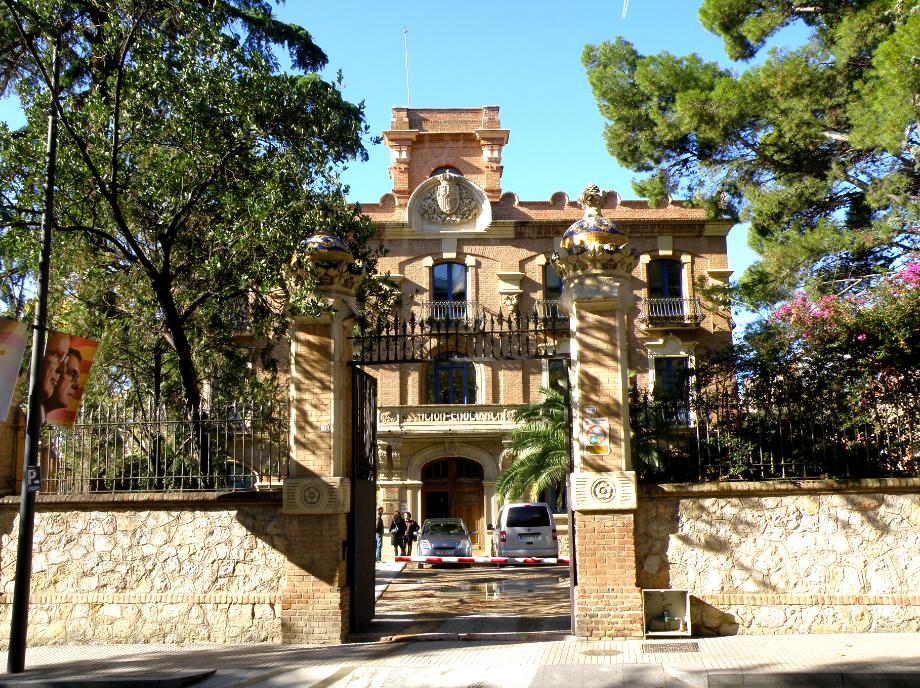 L'Estació Enològica de Reus | Wikimedia Commons