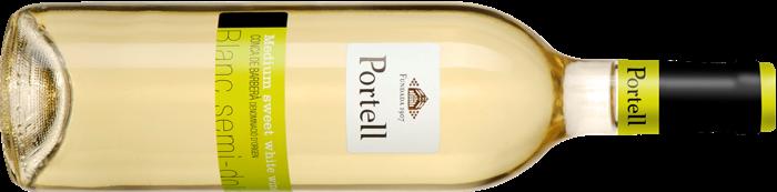Portell blanc semi dolç   Vinícola de Sarral