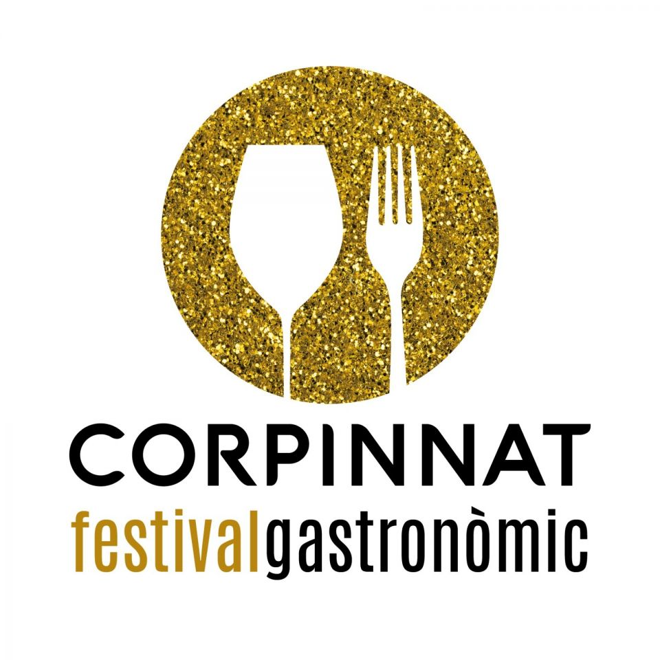 Primera edició del Festival Gastronòmic Corpinnat |cartell promocional