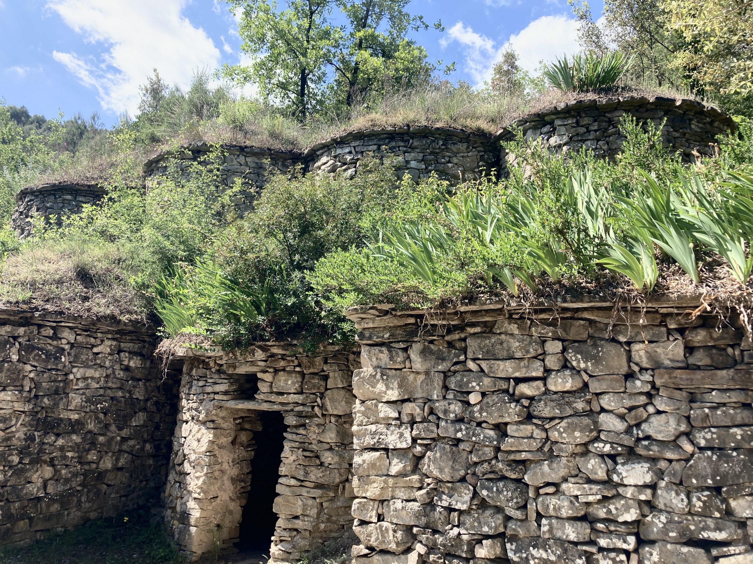 Tines de pedra seca de la Vall de Flequer |E.V.