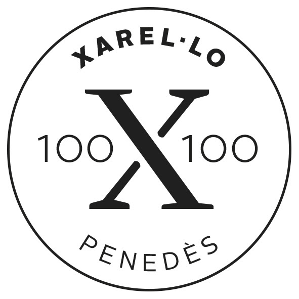 Distintiu 100x100 xarel·lo de la DO Penedès