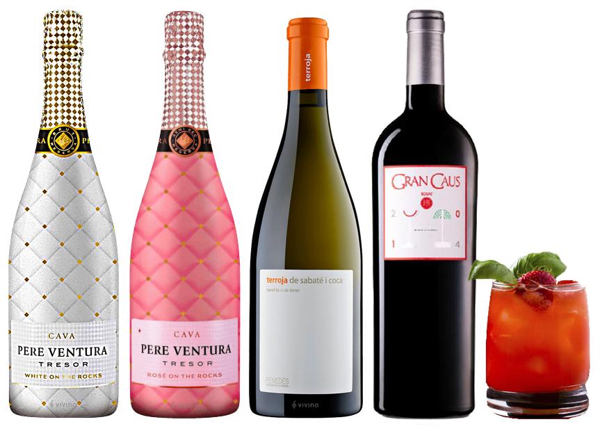 Selecció de vins per celebrar la Revetlla de Sant Joan 2021    captura
