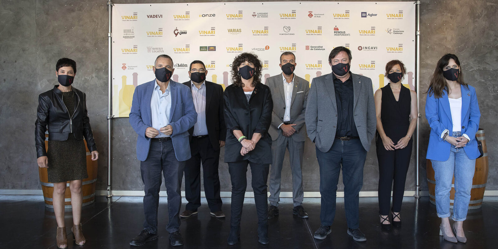 Gala d'Estiu dels Premis Vinari 2021 |Vadevi/Jordi Play