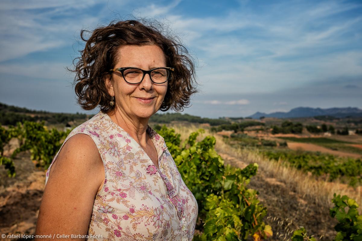 Carme Ferrer, del  Celler Bàrbara Forés | Rafa López-Monné