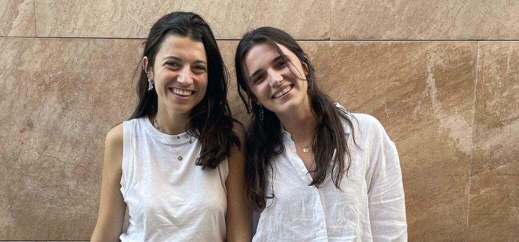 Clara Vendrell i Nagore Celada, guardonades amb el segon premi al concurs Verallia   Cedida