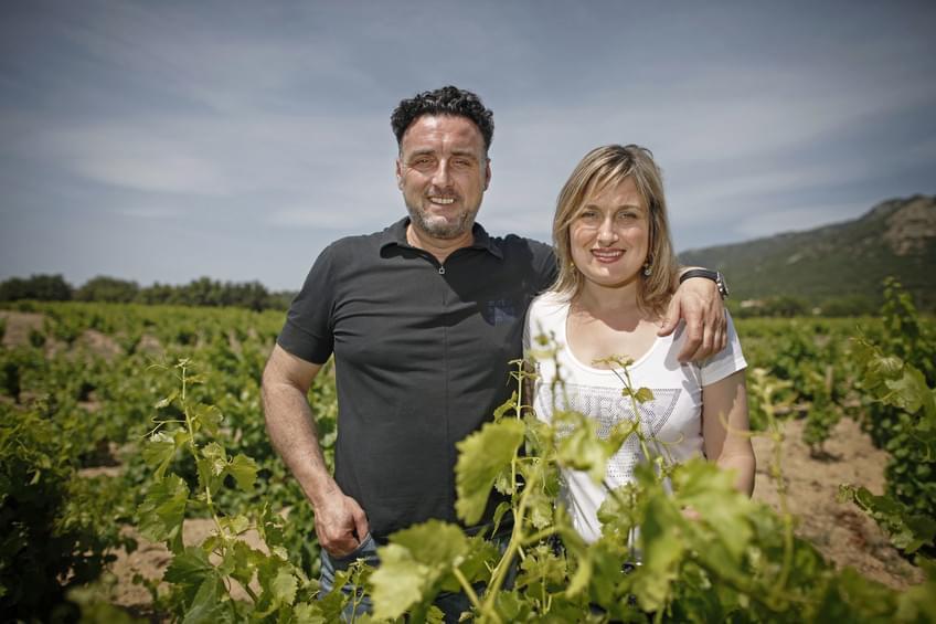Jaume i Sílvia Vilà, de Masia Serra |celler