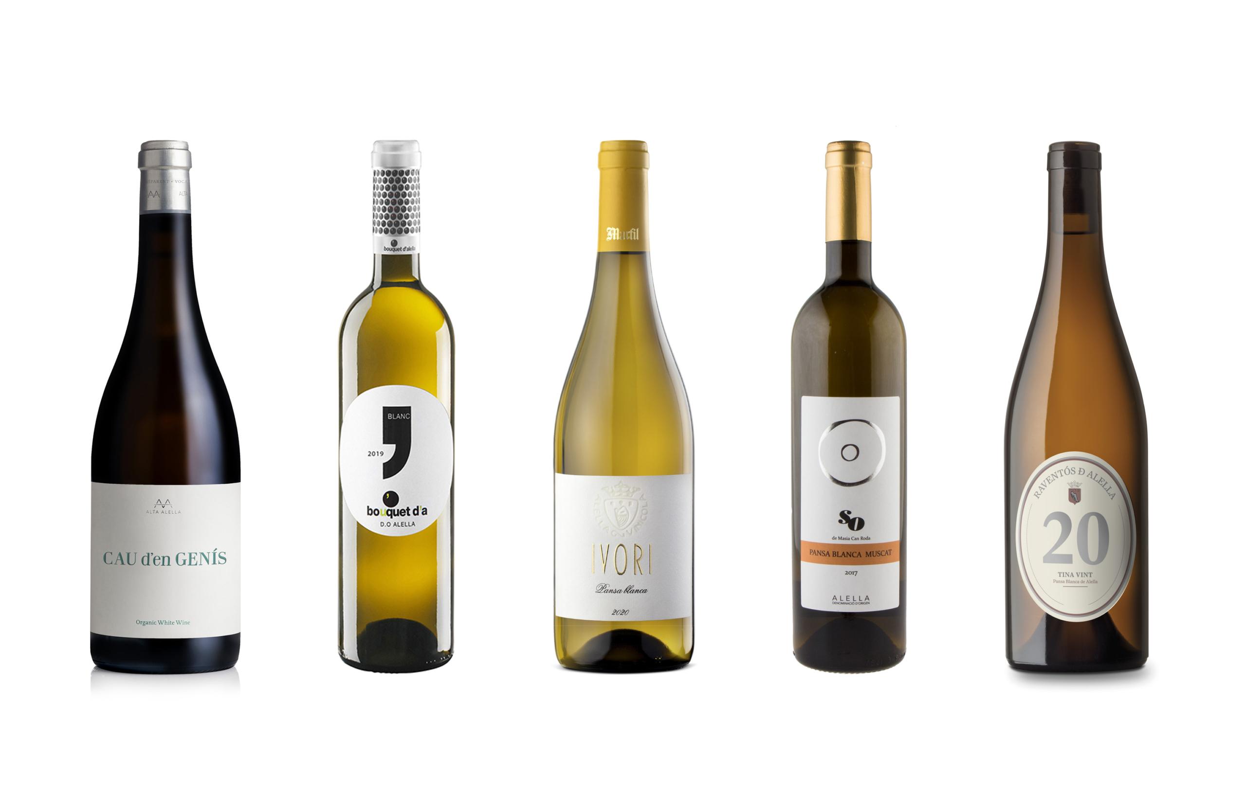 Cinc vins d'Alella imprescindibles per aquest estiu | Ò.P.