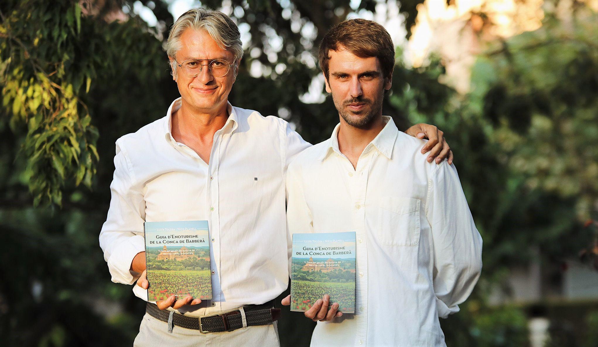 Lluís Tolosa i Nico Planell | Tomàs González