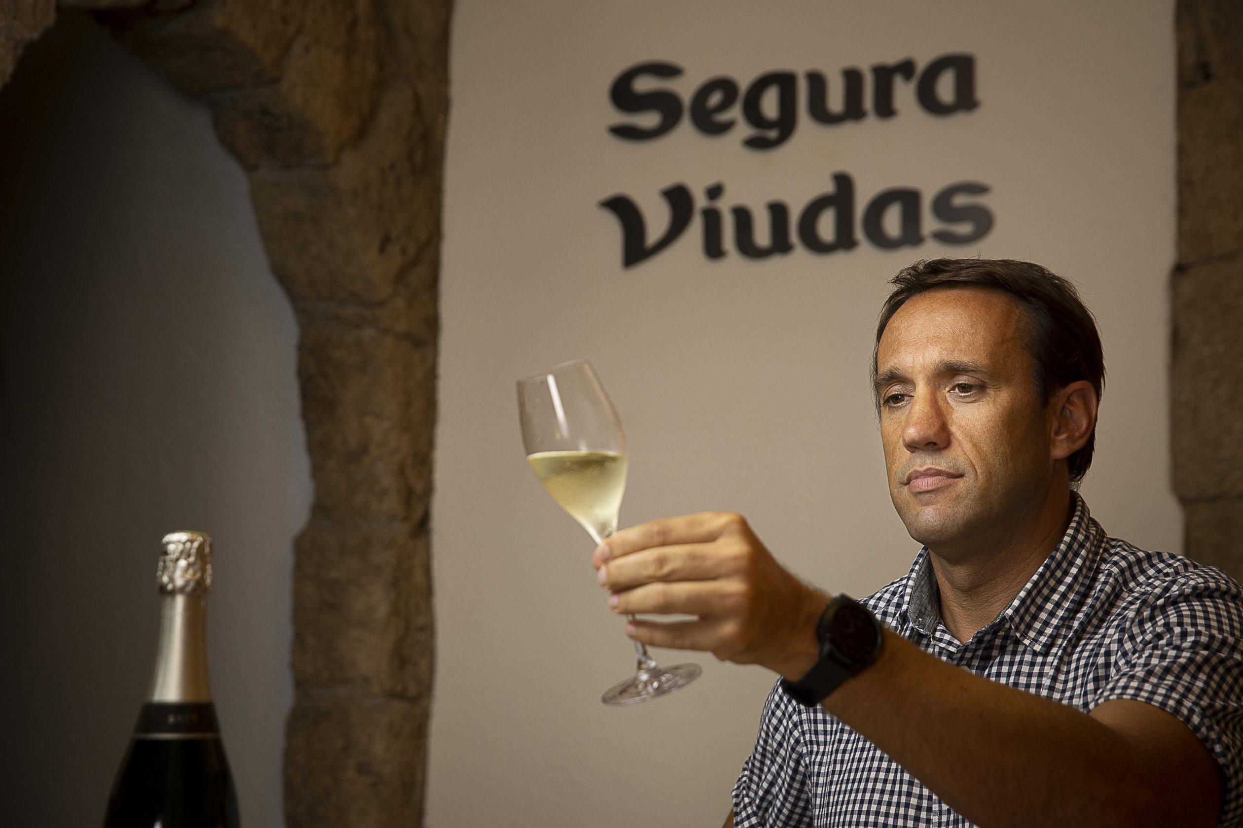 Director tècnic d'Heretat Segura Viudas | Foto: Jordi Play