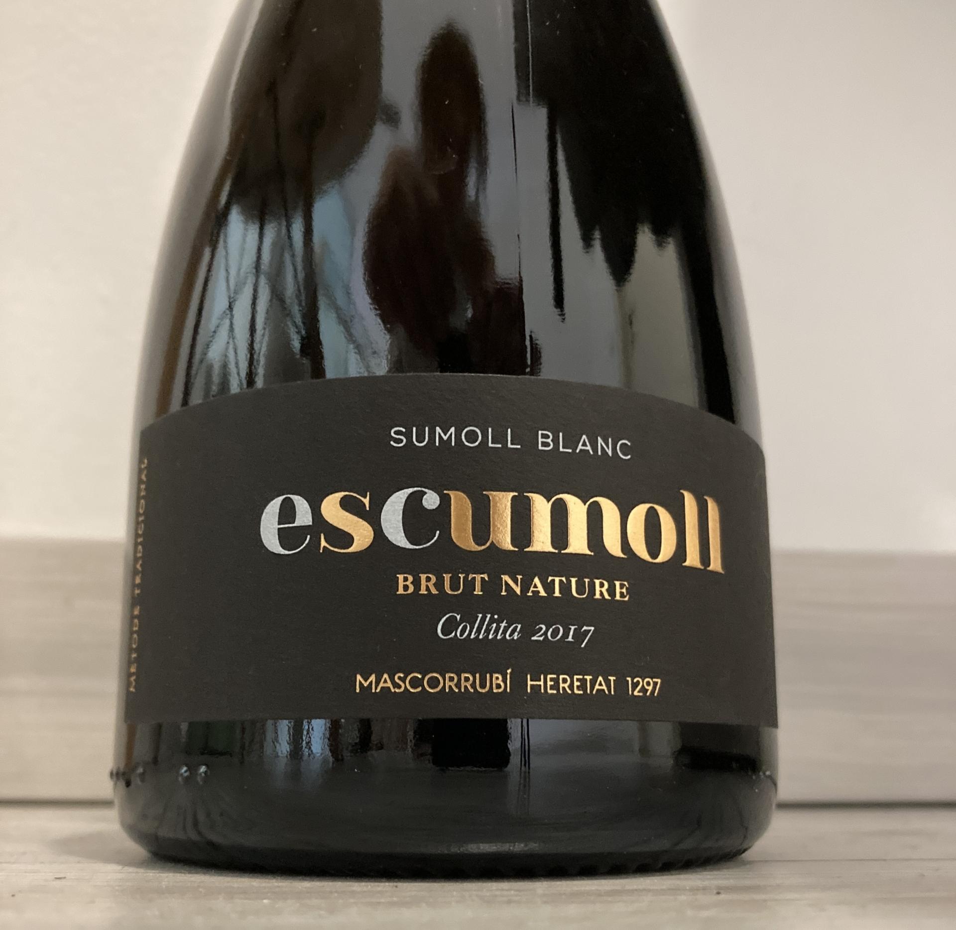 Escumoll, el primer vi escumós de Mascorrubí fet amb la varietat sumoll blanc | E.V.