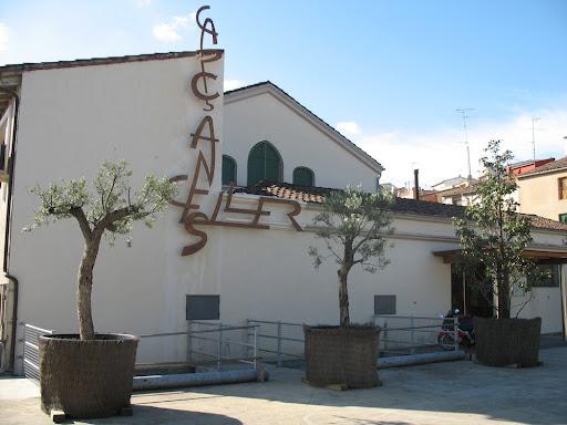 Façana exterior del Celler de Capçanes |Priorat Enoturisme