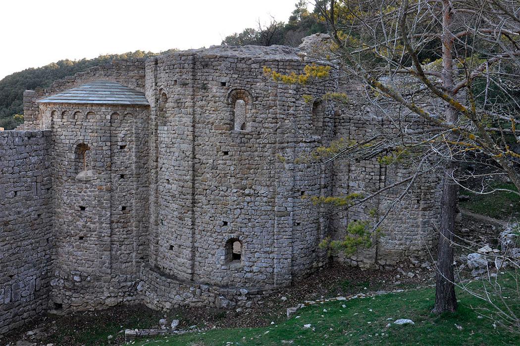 Monestir de Sant Llorenç de Sous | monestirs.cat