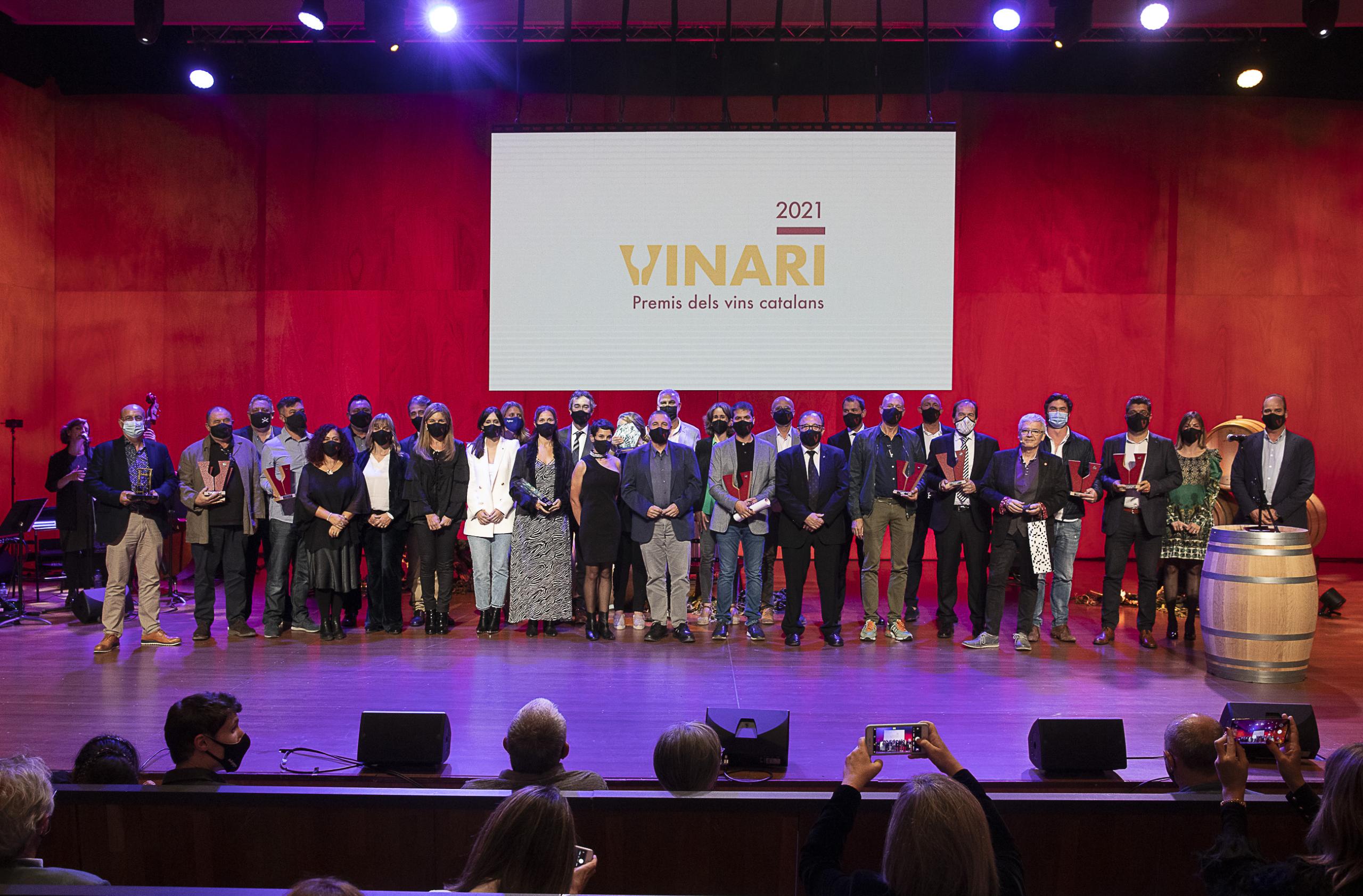Premis Vinari 2021, la Gala | Foto: Jordi Play