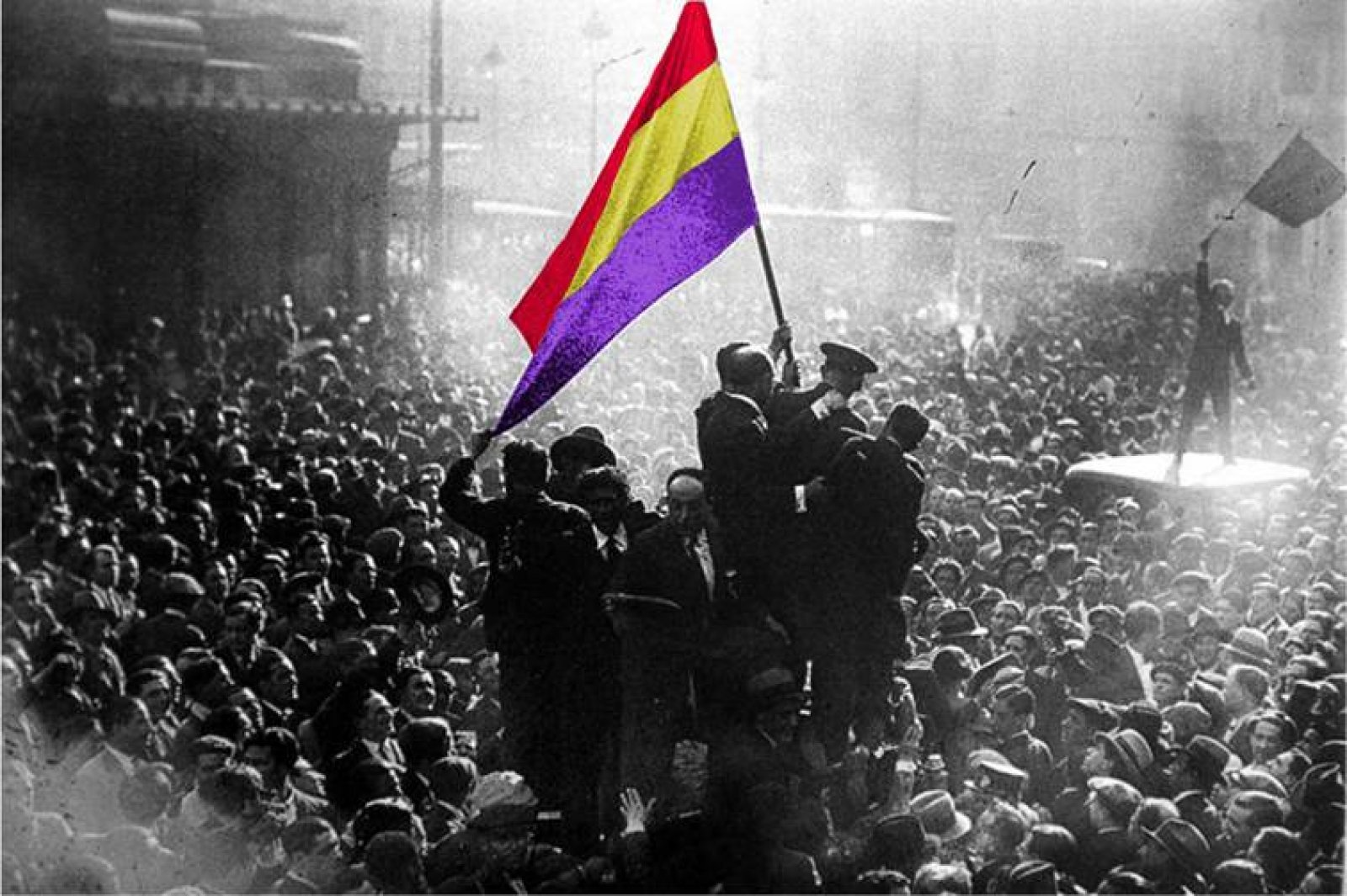 Proclamació de la II República espanyola