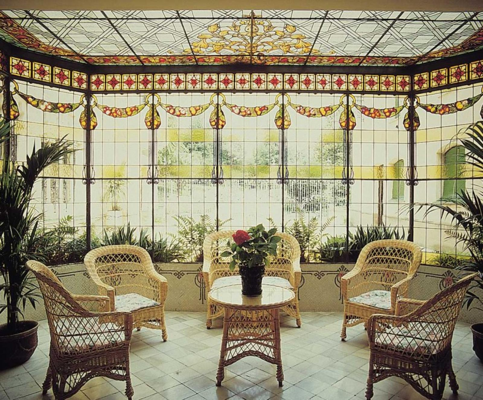 Visita guiada a la Casa Alegre de Sagrera