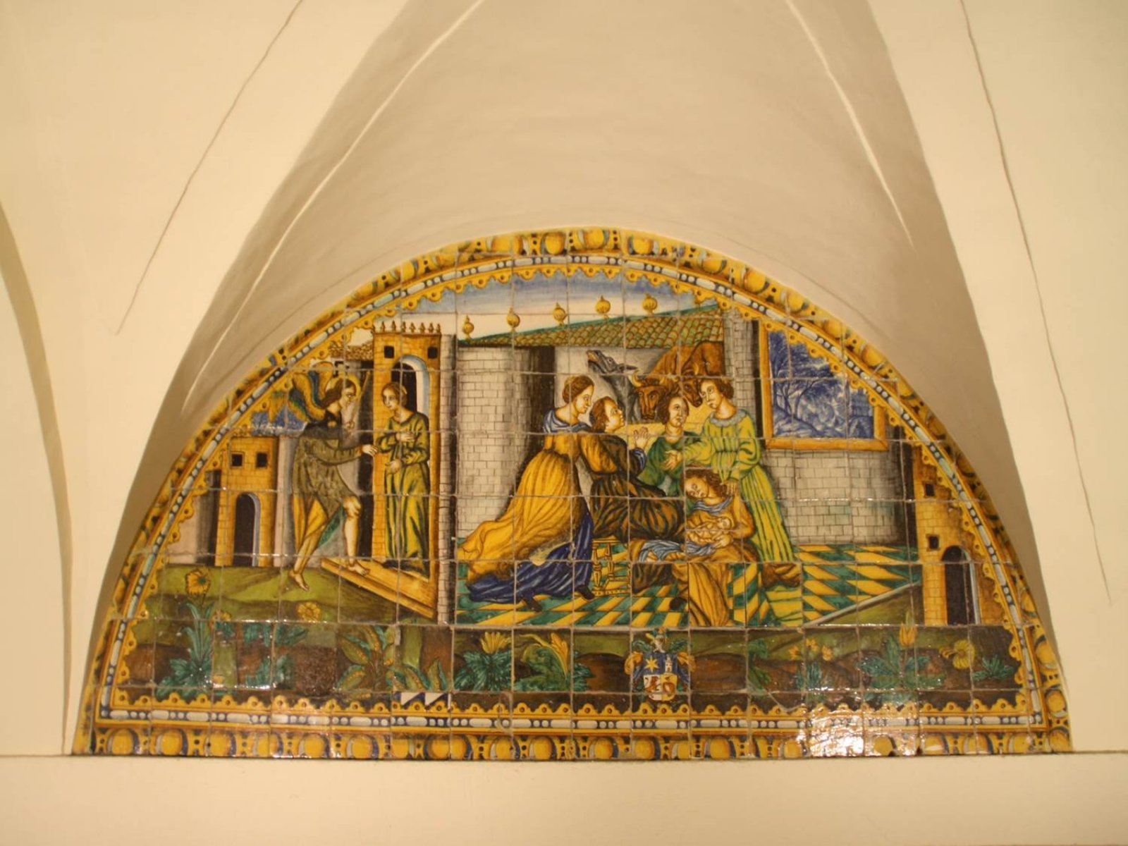 Els plafons del convent de Sant Francesc, una excepcional mostra de l´art barroc català