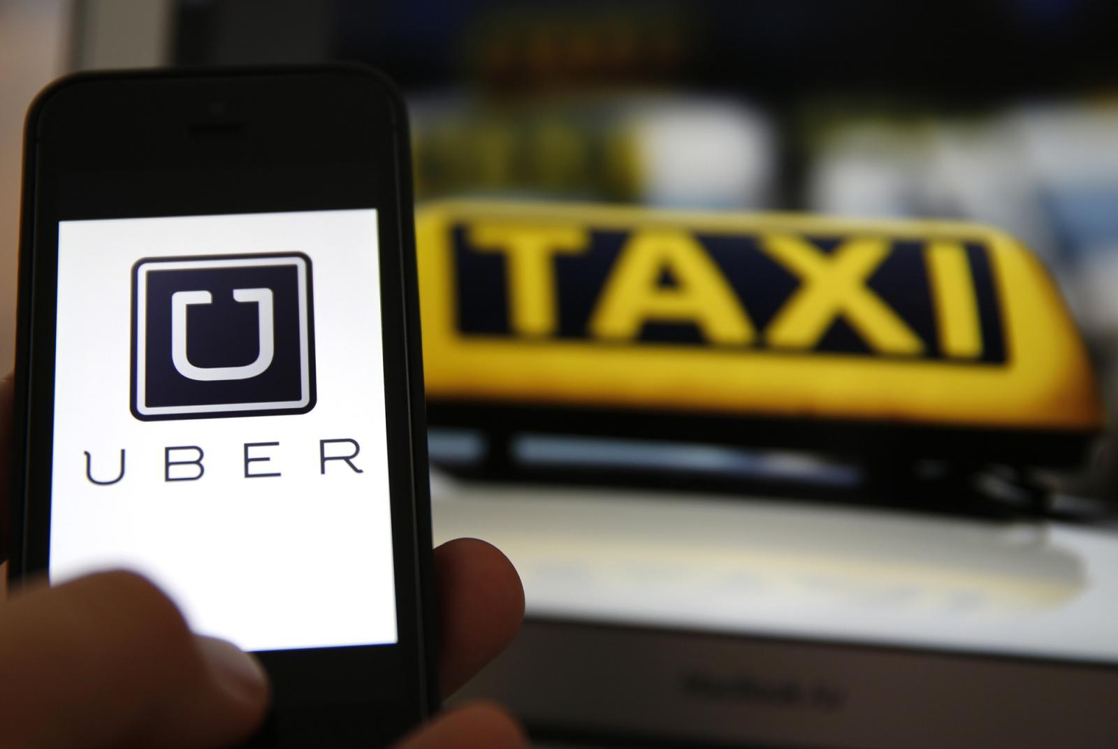 El servei de cotxes Uber ha generat un gran rebuig en el sector del taxi