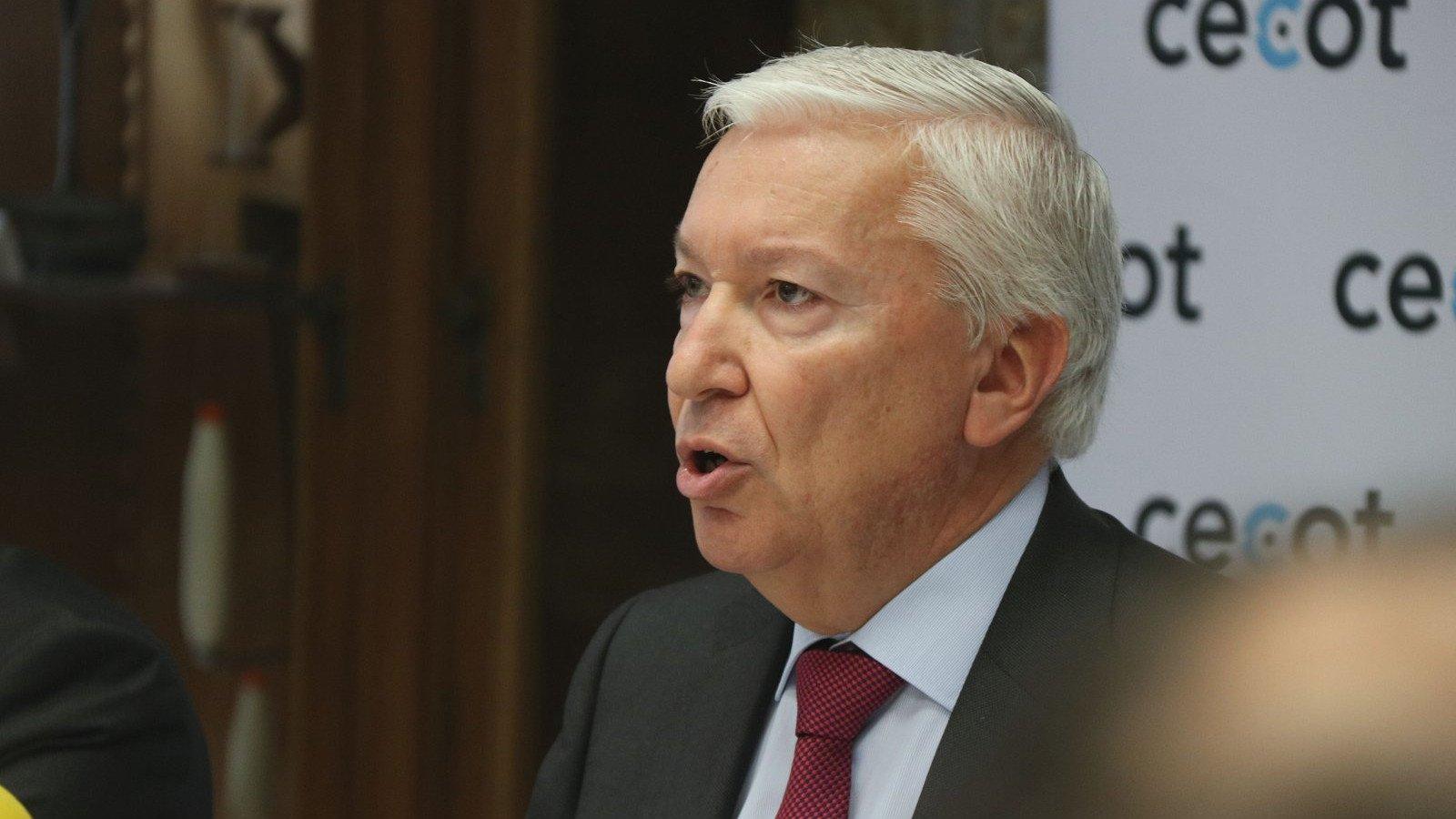 Antoni Abad, president de Cecot