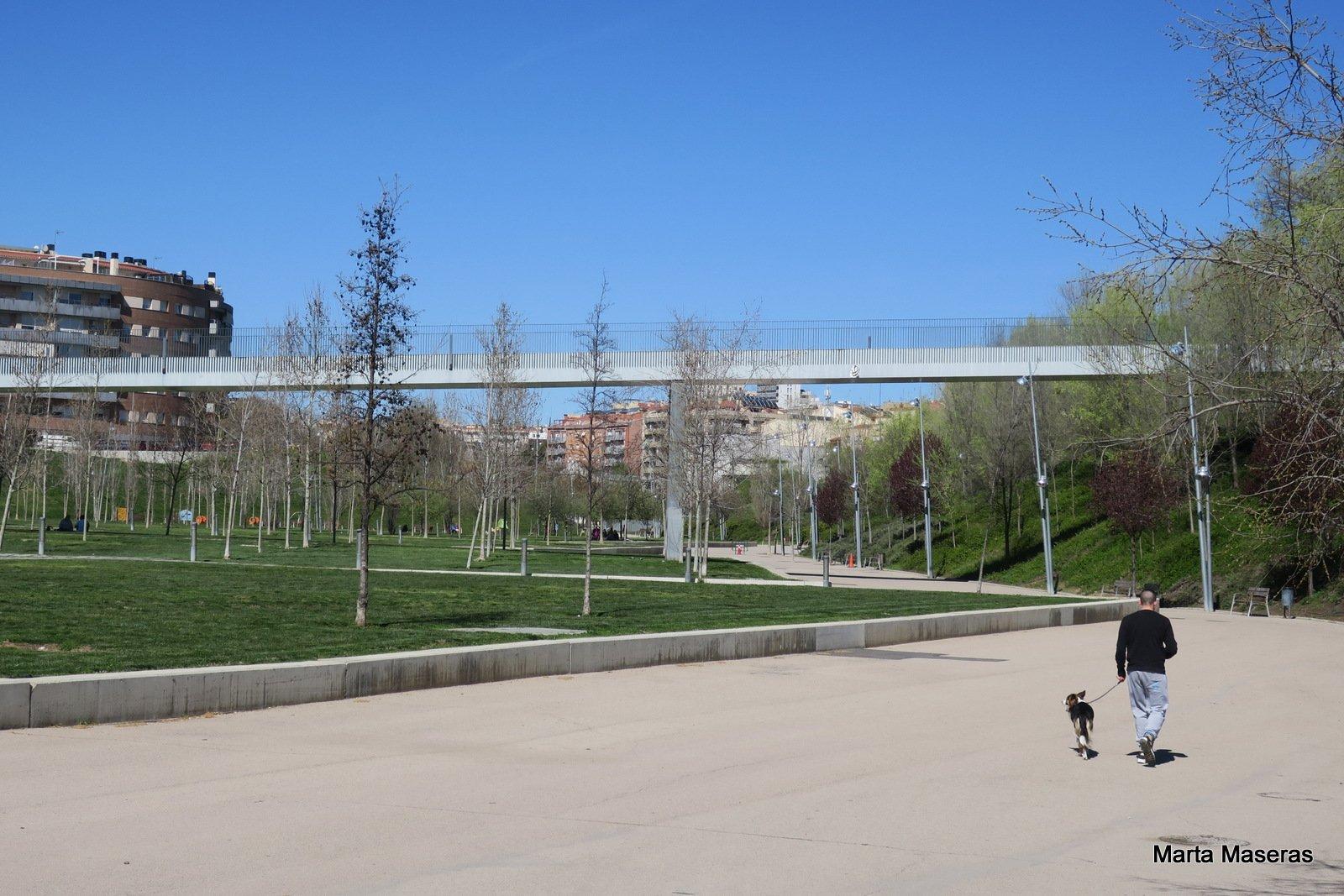 Primavera al Parc de Vallparadís
