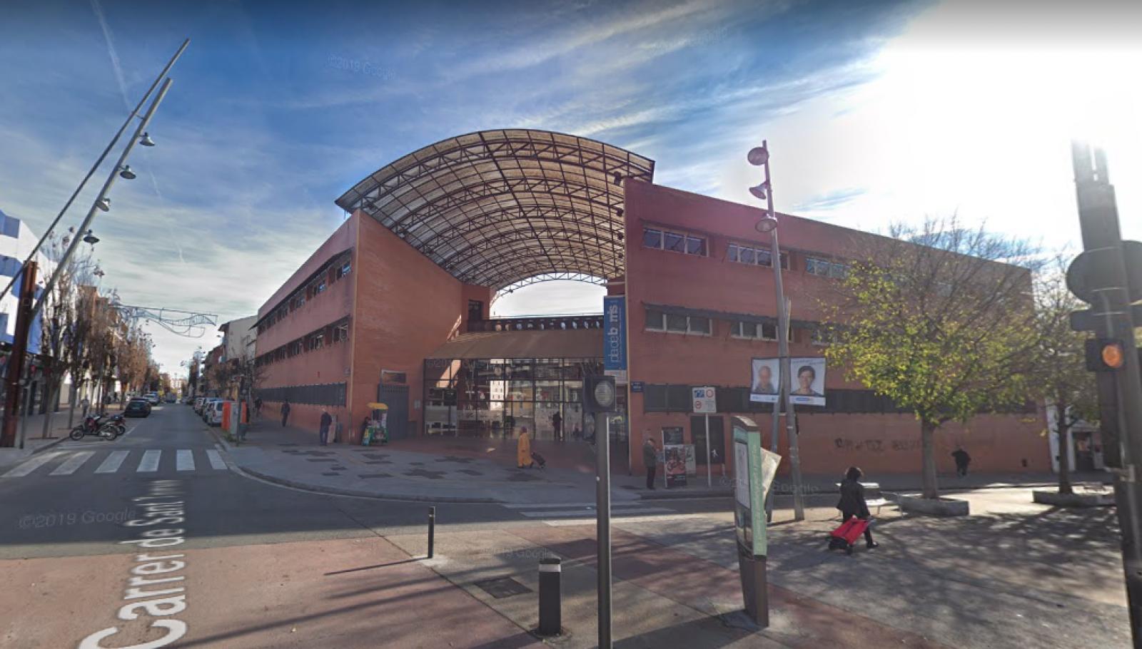 El Centre Cívic Montserrat Roig