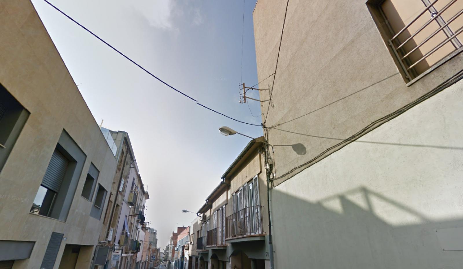 carrer de Topete de Terrassa
