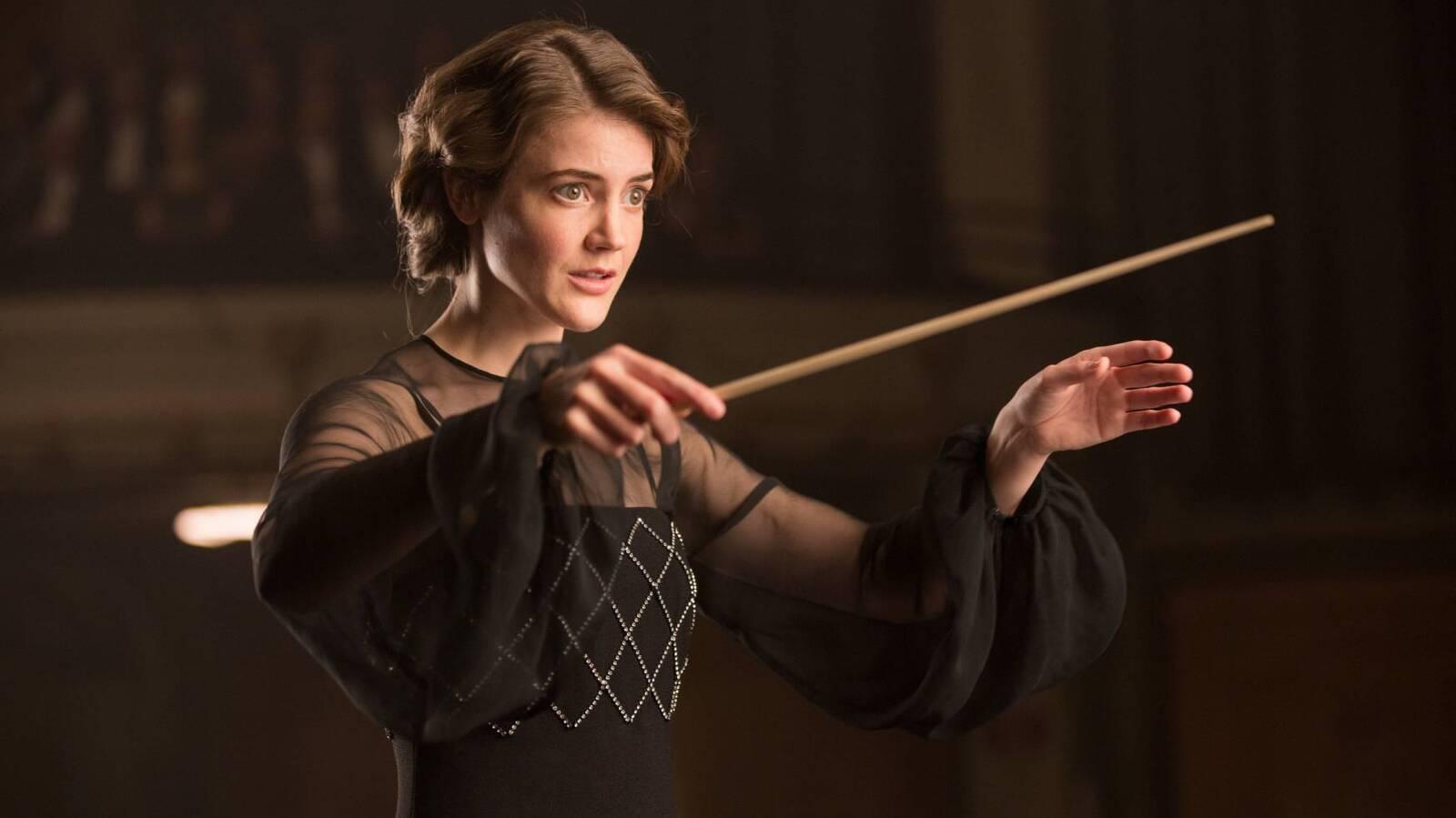 Fotograma de la pel·lícula De Dirigent