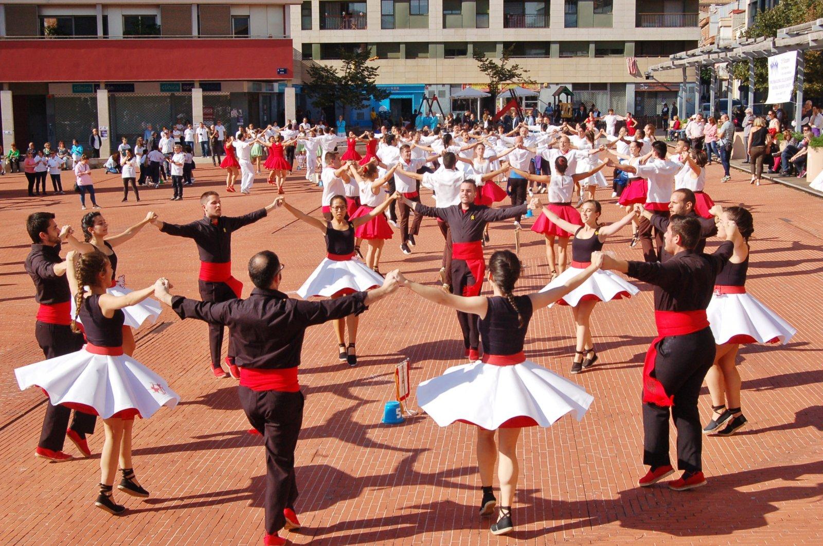 70è concurs nacionals de sardanes a Terrassa