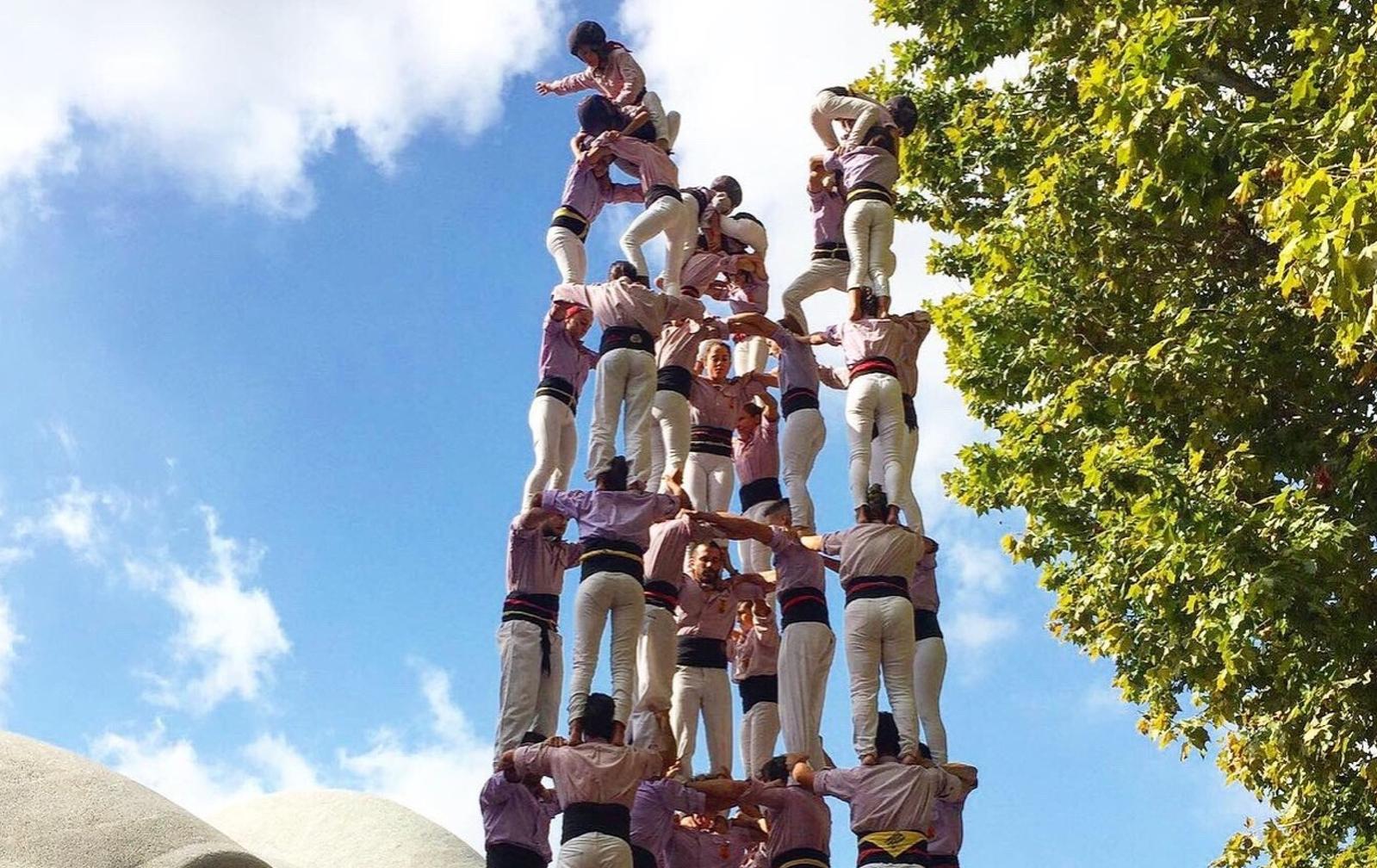 Els Minyons sumen tres gamma extra a la Diada de la Nova Atenes