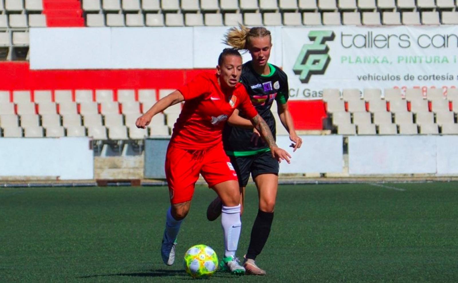 Equip femení del Terrassa FC