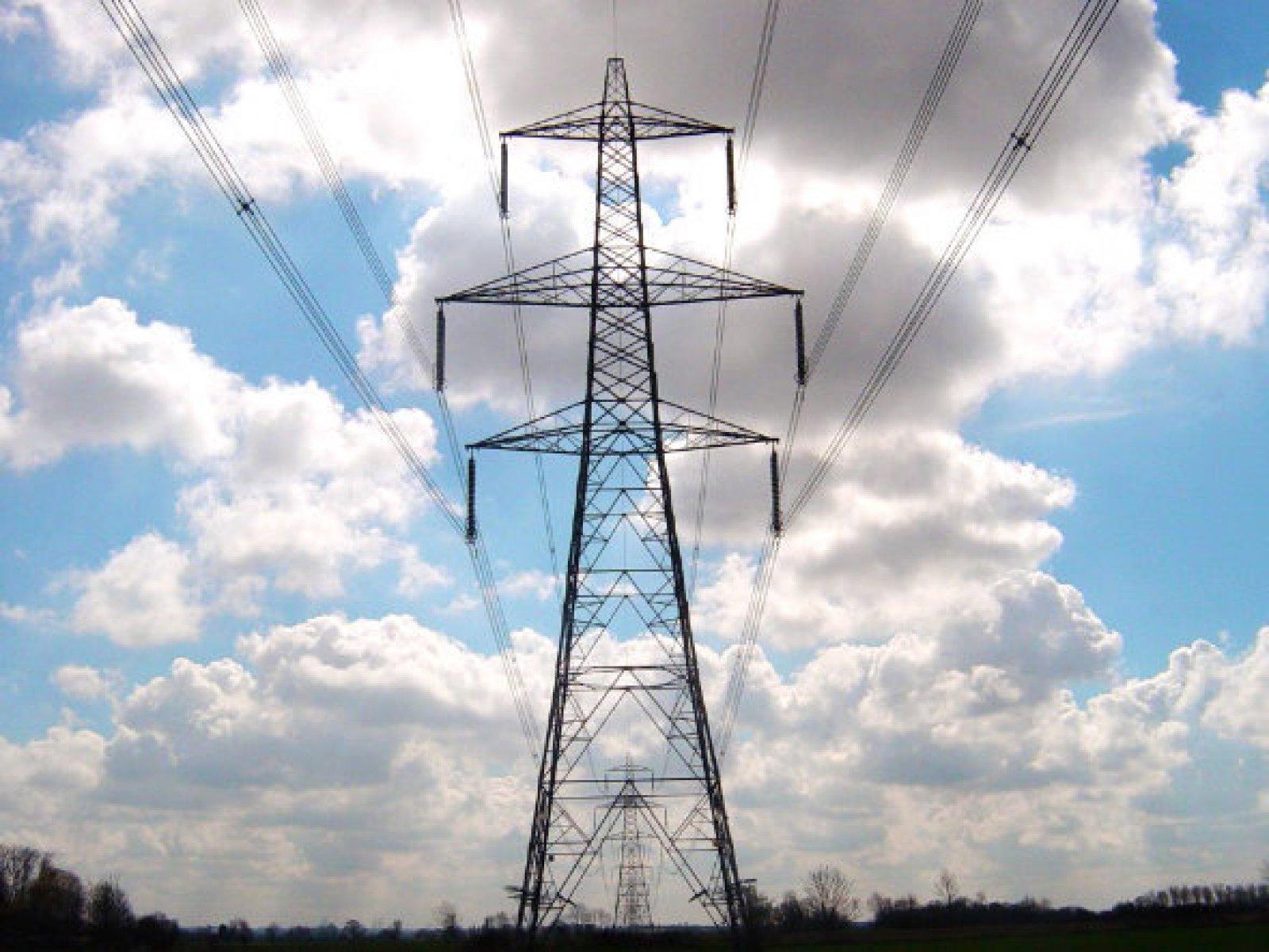 Torre d'electricitat