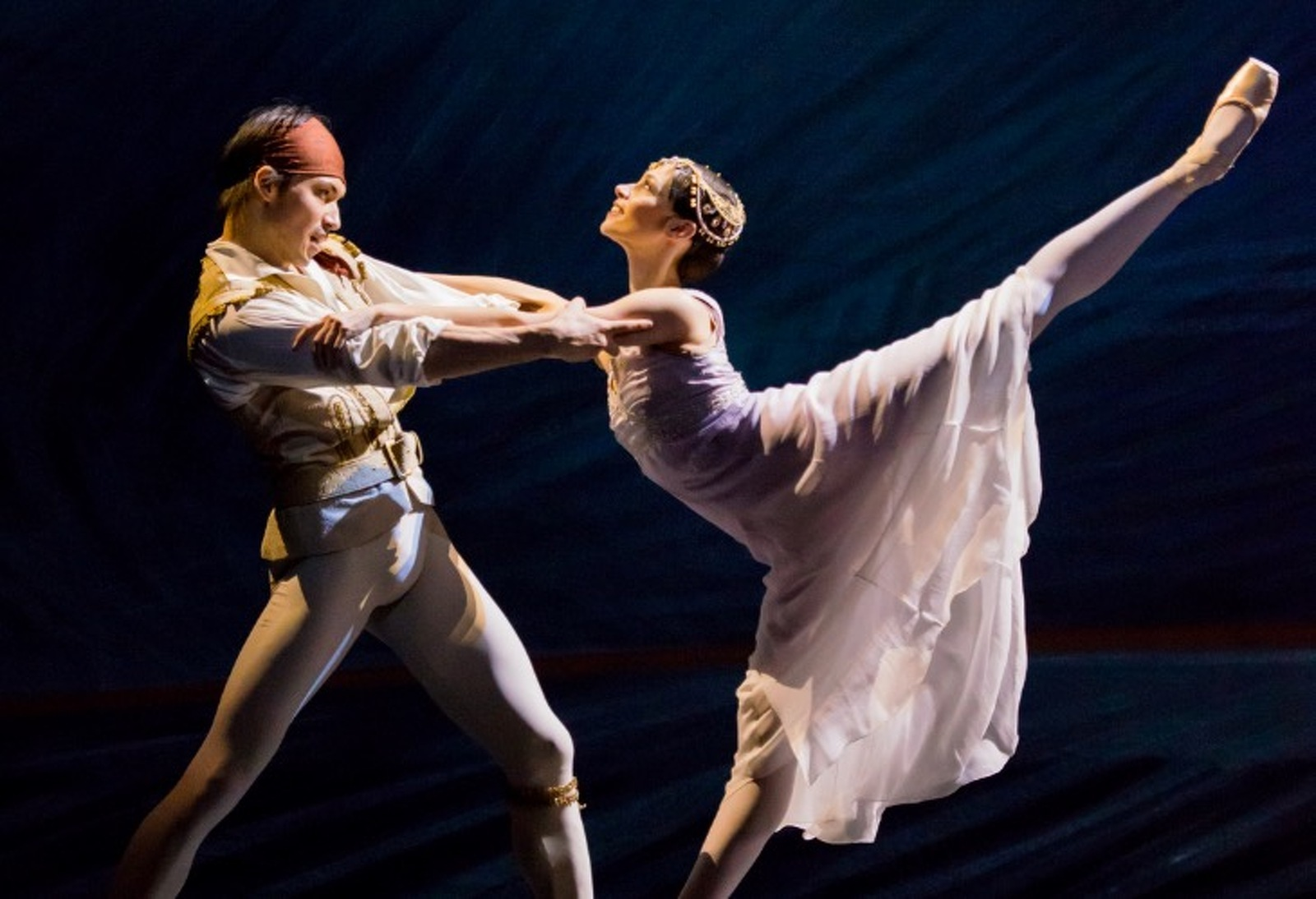 Gala d'estrelles del Ballet de l'Òpera de Viena