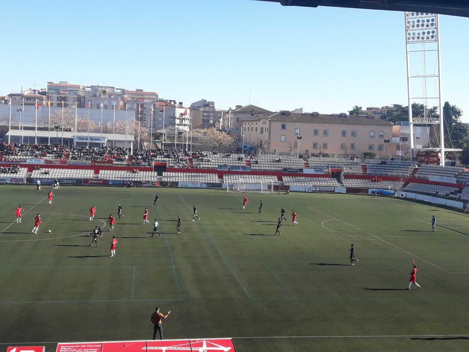 Terrassa FC-L'Hospitalet