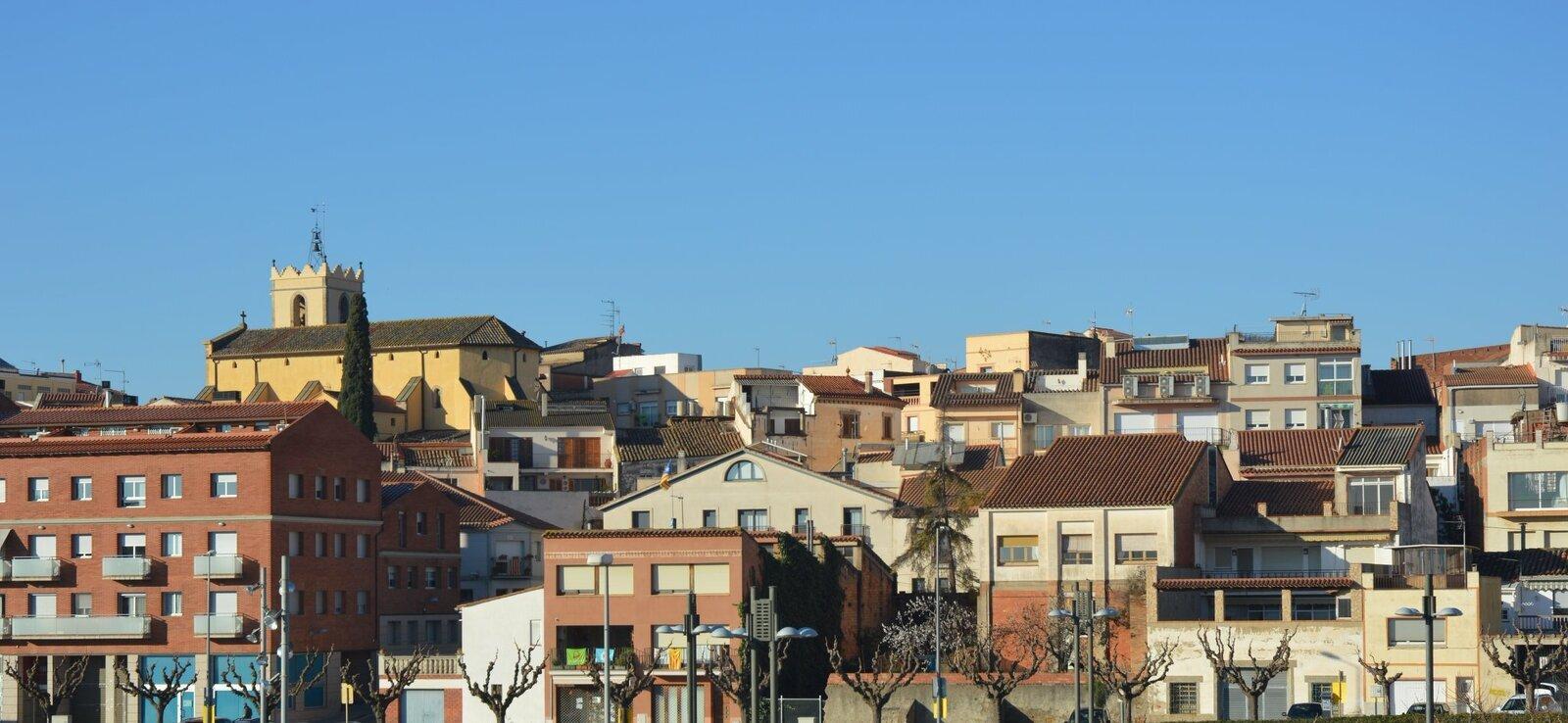 Panoràmica de Castellbisbal