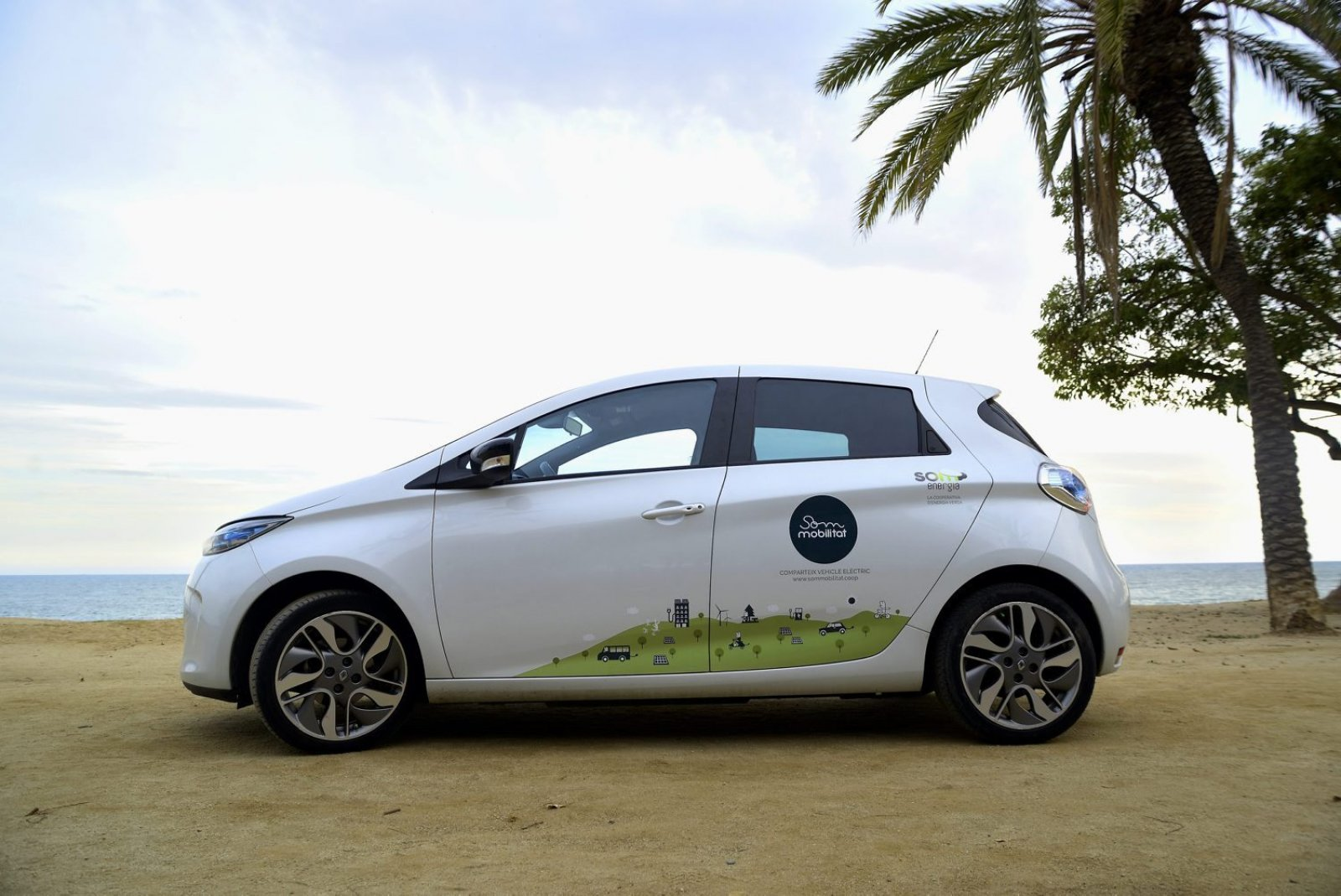 Vehicle elèctric de Som Mobilitat