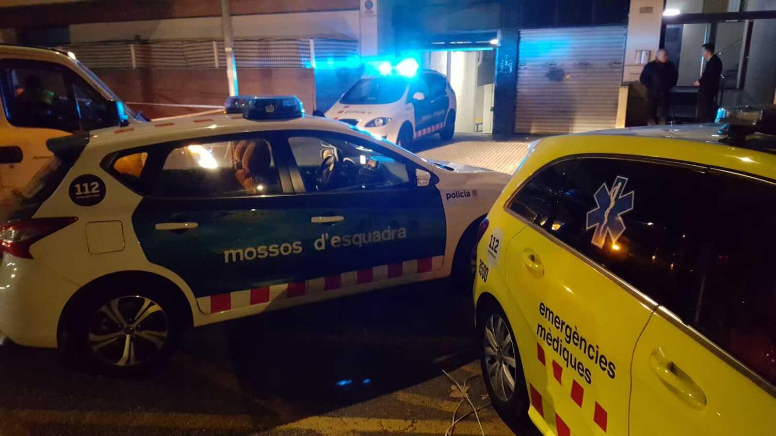 Els fets han passat en un aparcament de l'avinguda de Madrid