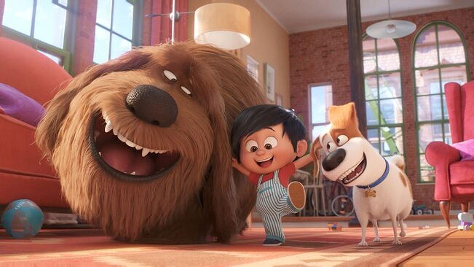 Fotograma de la pel·lícula Mascotes 2