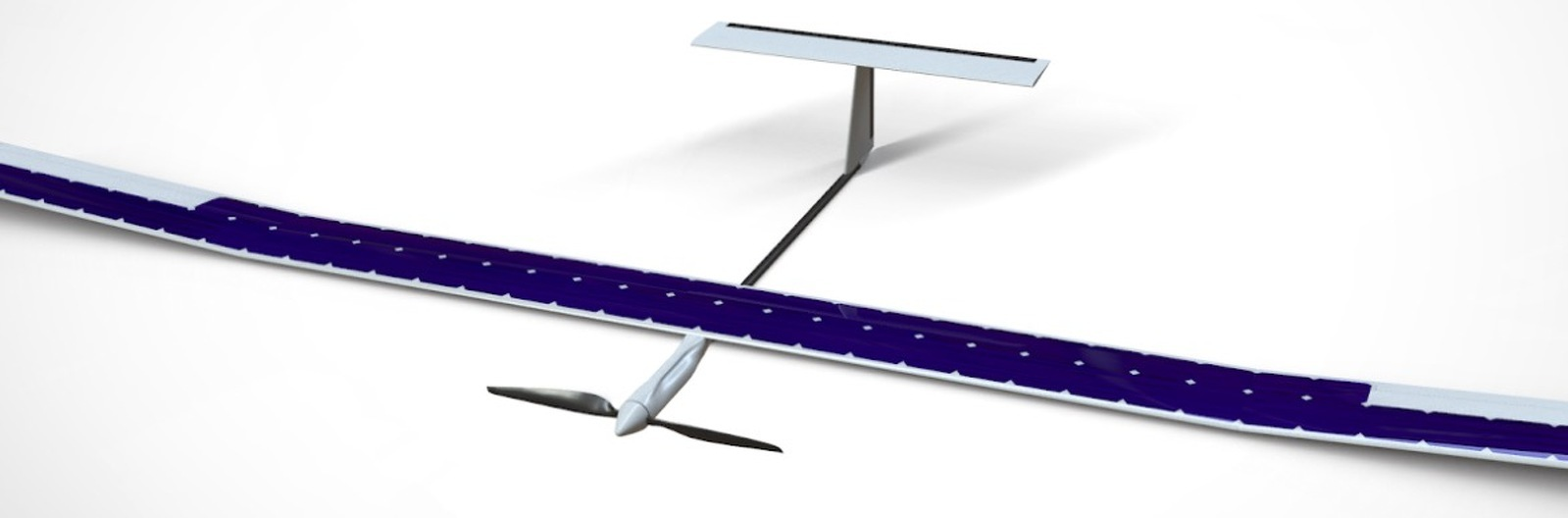 Avió solar no tripulat de baix cost i autonomia infinita
