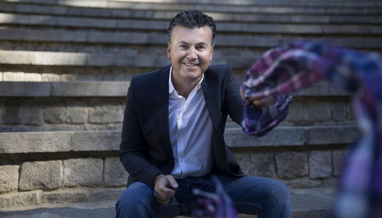 Ramon Gener és l'impulsor del projecte amb l'OSV
