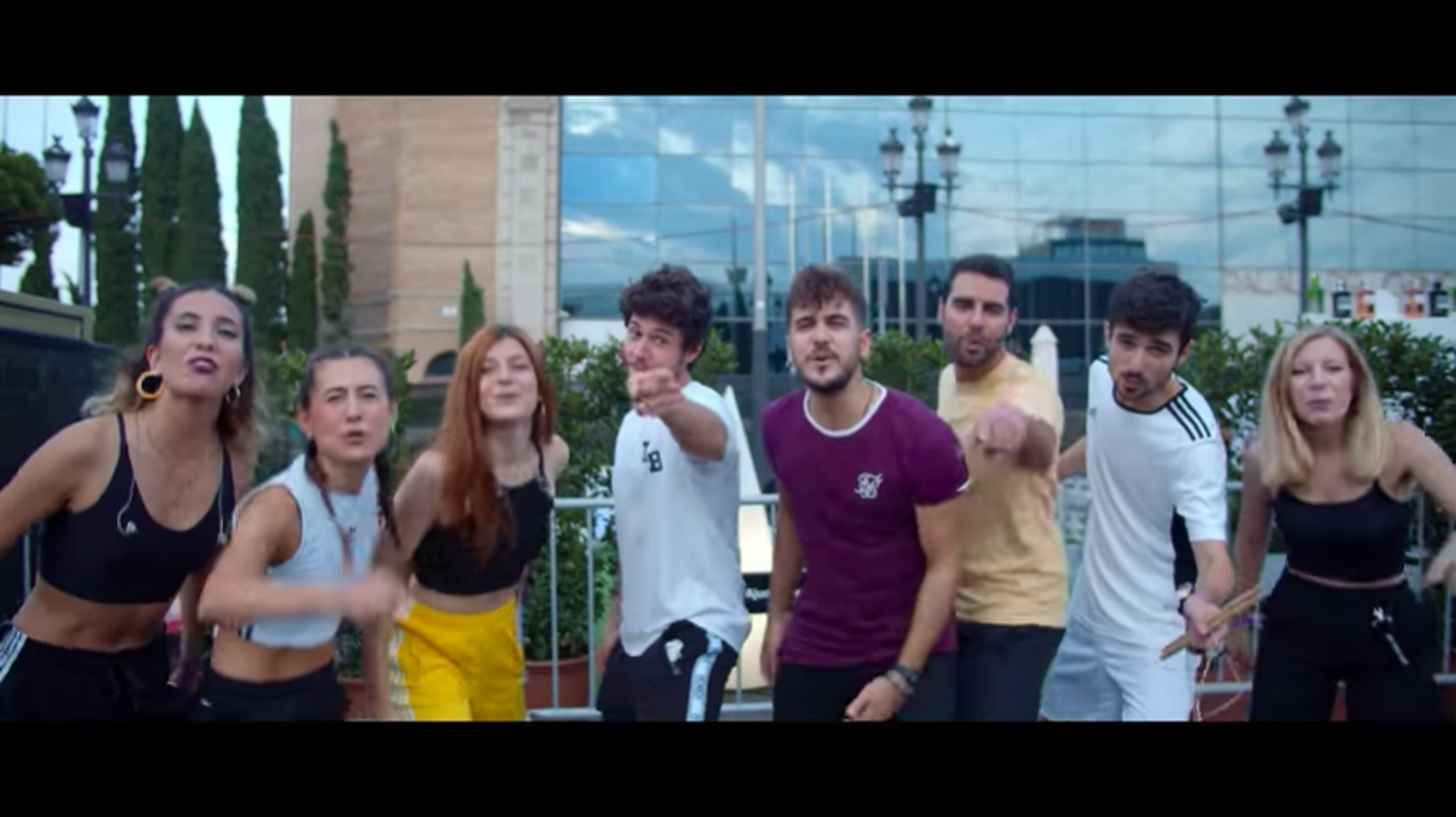Miki Nuñez amb Sense Sal a la Mercè de Barcelona